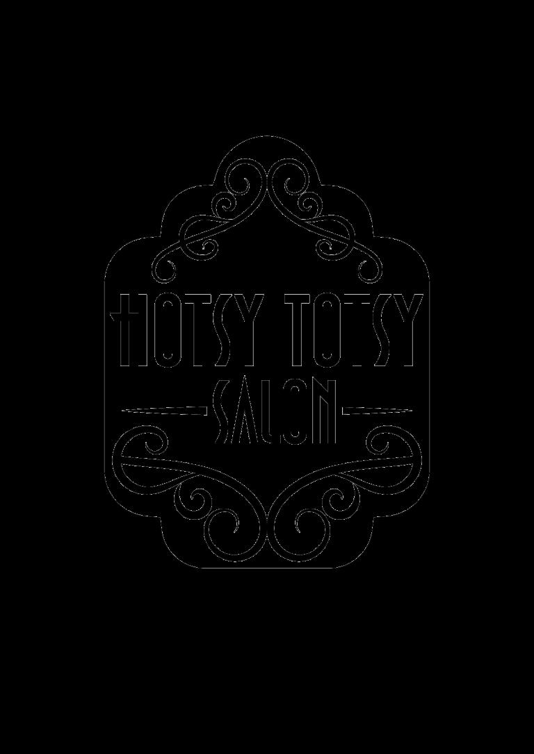 Hotsy Totsy Salon Logo